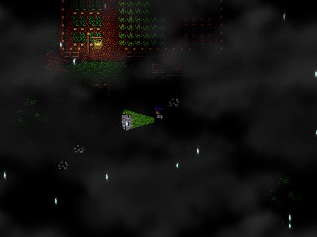Glass Screenshot (rain)